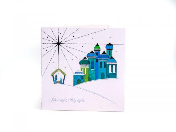 YAA Holy Night Christmas Card