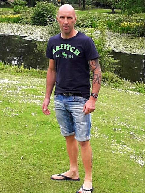 Image of former patient: Andrew Grainger