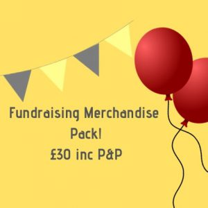 Are you hosting a fundraising event for the Yorkshire Air Ambulance and would like some merchandise to sell to help raise funds?