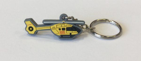 YAA Charity key rings
