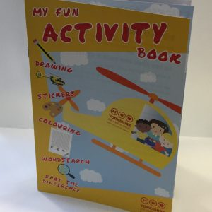YAA Kids Activity Book.