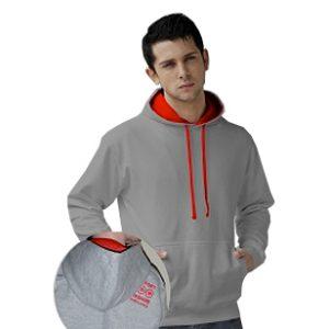YAA Grey Hoodie