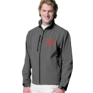 YAA Mens Soft Shell Jacket