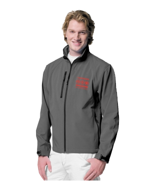 YAA Mens Soft Shell Jacket