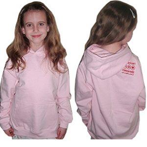YAA Hoodie for girls