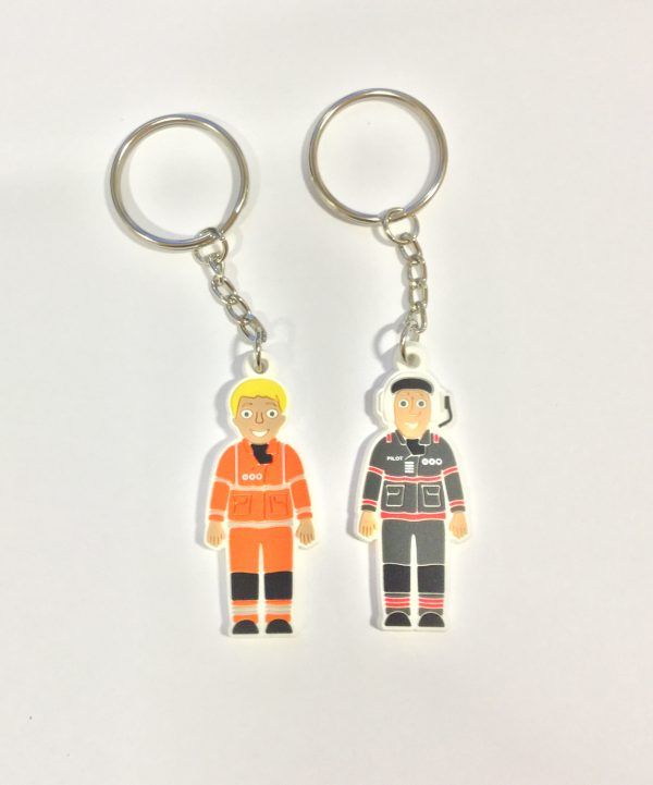 Charity Keyrings
