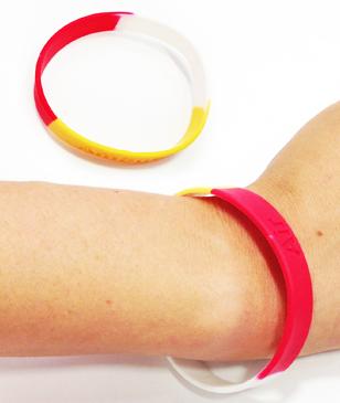 YAA Charity Wristband