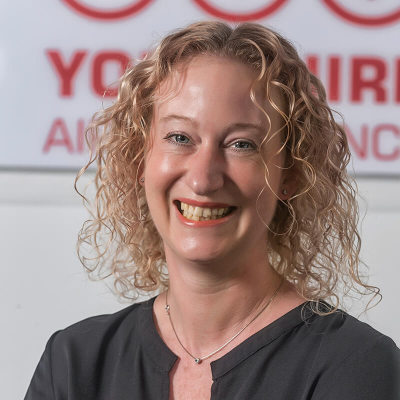Jo Wells - Yorkshire Air Ambulance - Team Member
