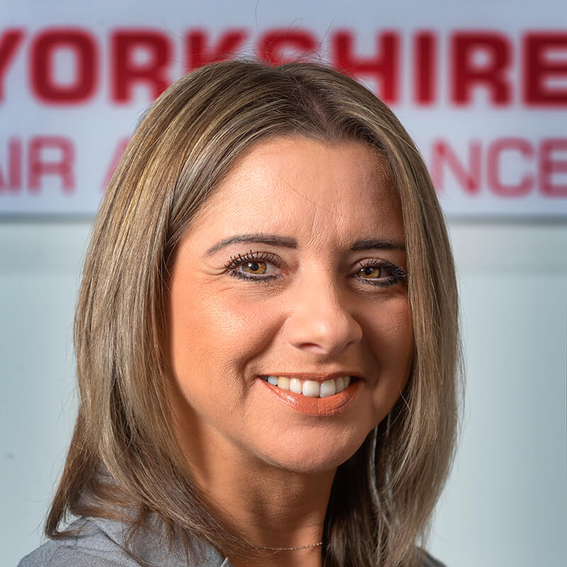Katherine Humphreys - Yorkshire Air Ambulance - Team Member