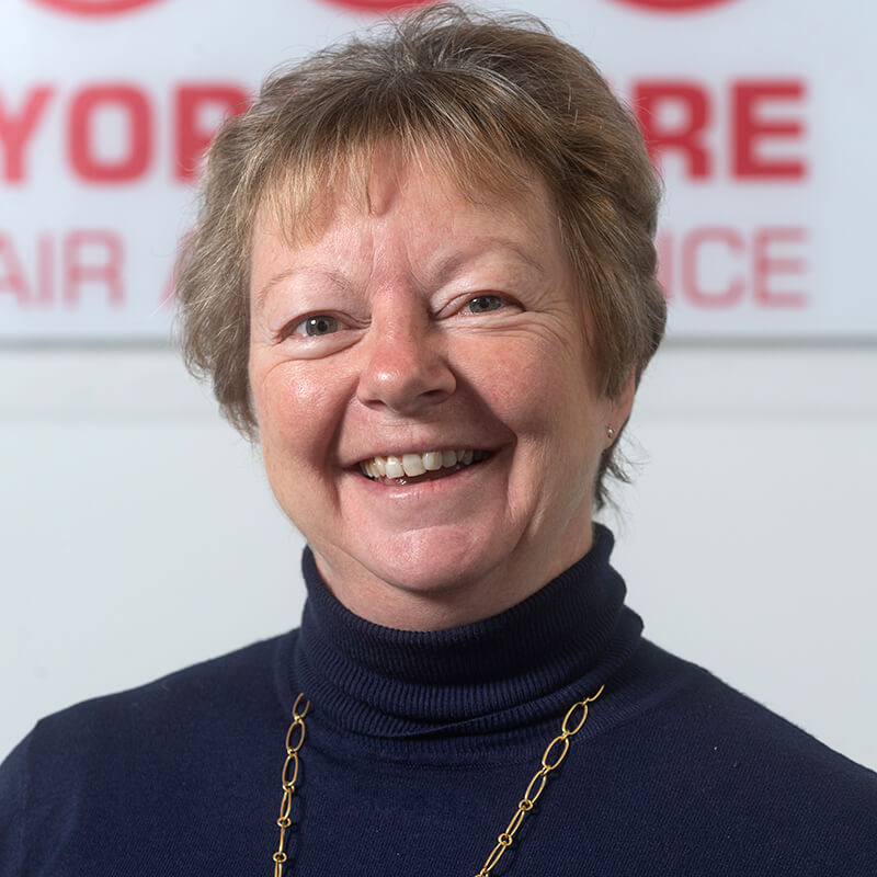 Jill Pukacz - Yorkshire Air Ambulance - Team Member