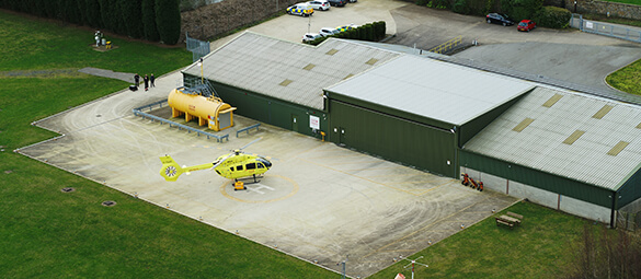 Helicopter Bases