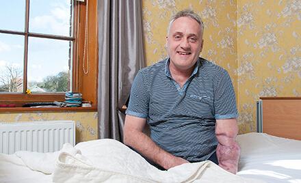 Air Ambulance Charity Patient