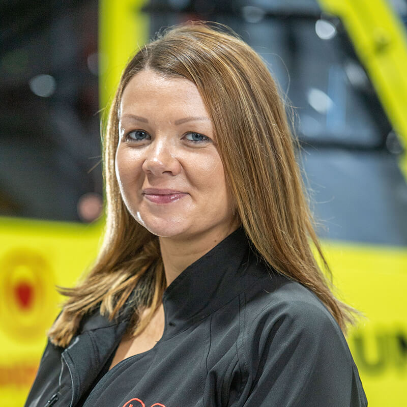 Kerry Dwyer - Yorkshire Air Ambulance - Team Member