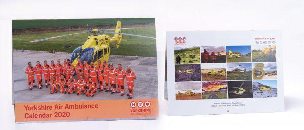 Yorkshire Air Ambulance Calendar