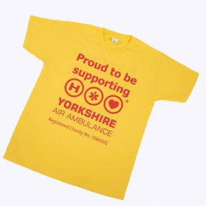 YAA Kids Yellow T-Shirt