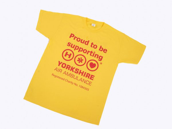 YAA Kids Yellow T-Shirt