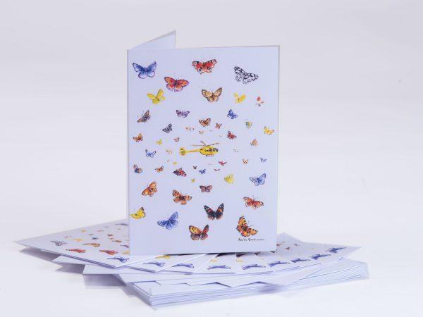 Notelets Butterflies
