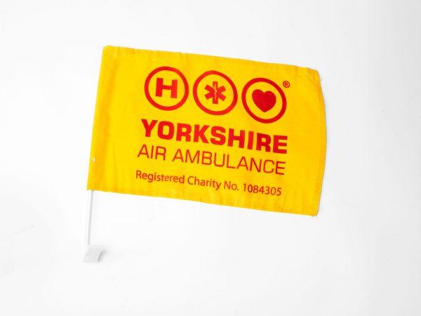 YAA Car Flag