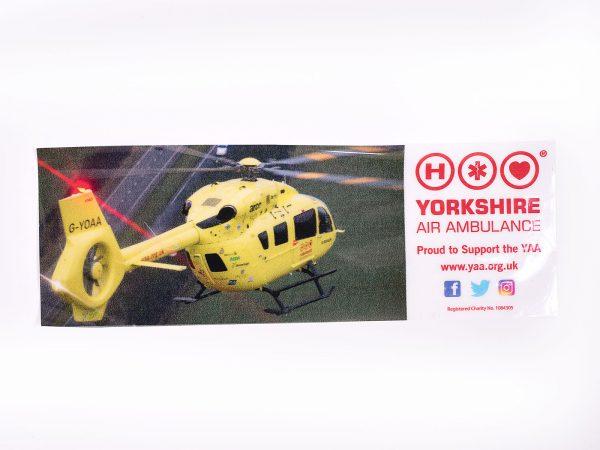 YAA Car Sticker