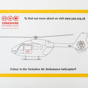 YAA Colour Helicopter