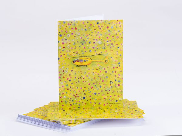Flowers Notelets