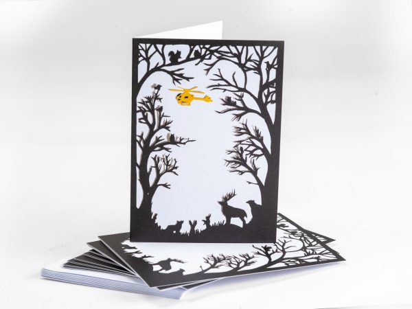 Notelet - Hand-Crafted by Anita Bowerman