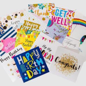 Greetings Card Pack