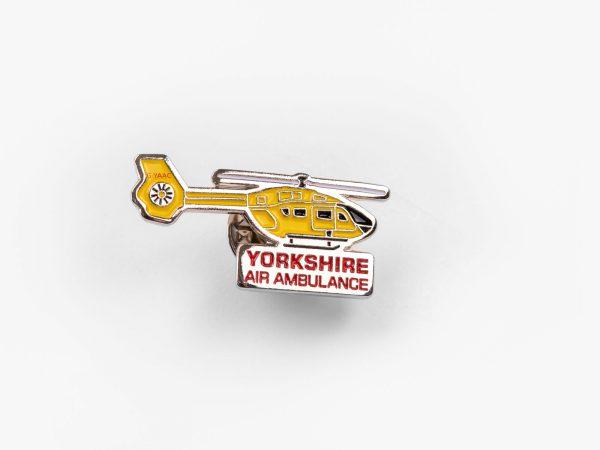 YAA Pin Badges