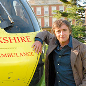 Helicopter Heroes presenter Richard Hammond