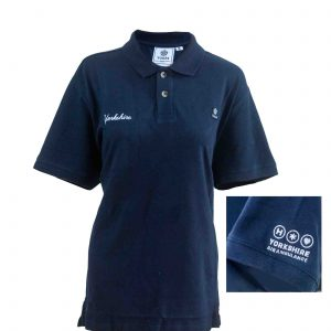 TOG24 'Yorkshire' Premium polo shirt in Navy