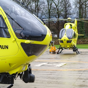 Both helicopters for Helicopter Heroes