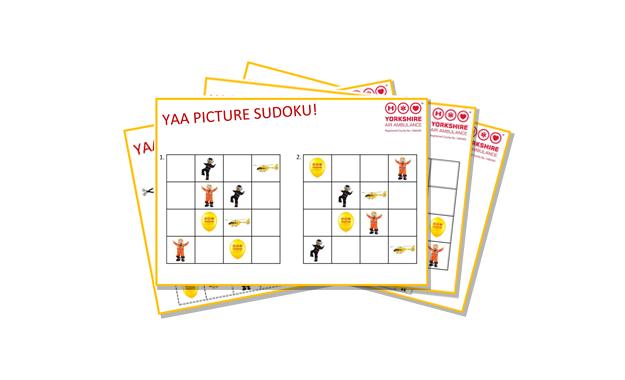 Image of YAA Picture Sudoku