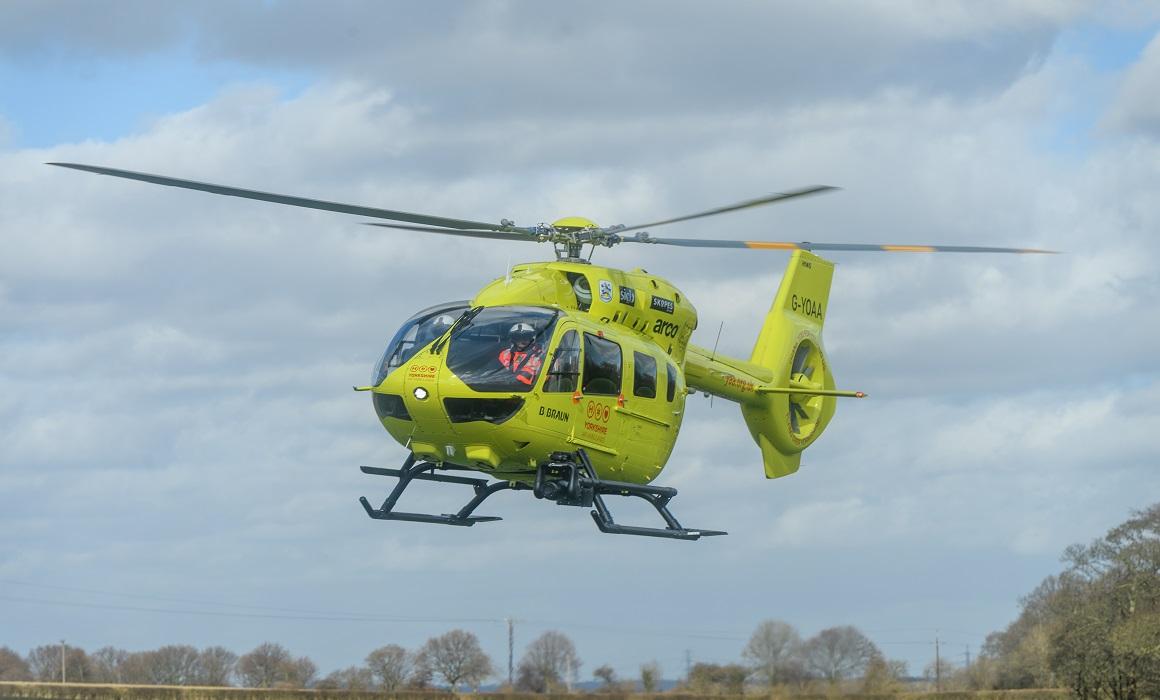 YAA Helicopter