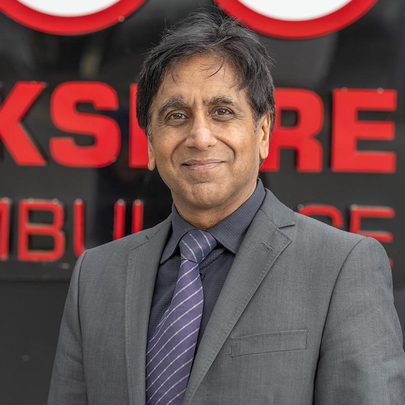 Photo of YAA Trustee Amarjit Singh