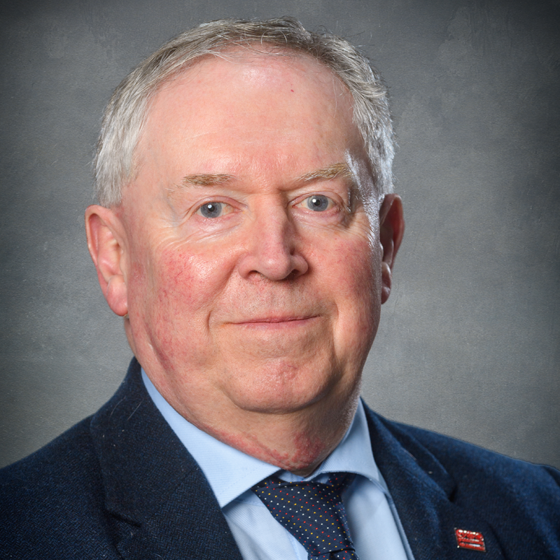 Image of Yorkshire Air Ambulance Trustee John Samuel