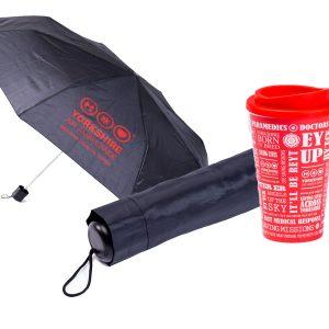 YAA Umbrella & Thermal Mug
