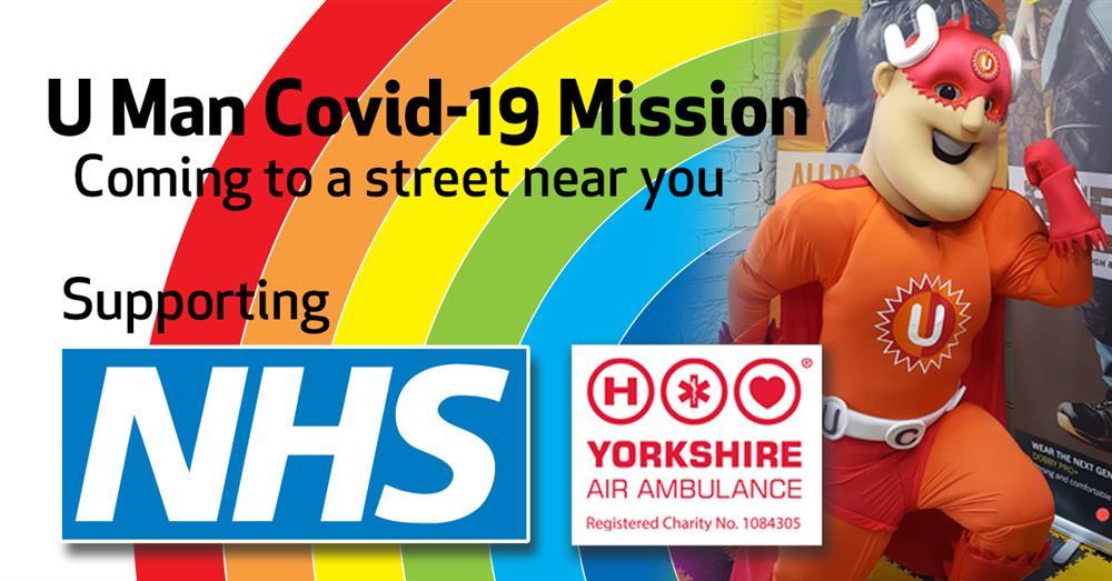 Covid 19 mission