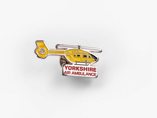 Heli Pin Badge