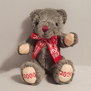 Help us celebrate 20 years of saving lives across Yorkshire with our Limited Edition Yorkshire Air Ambulance 20th Anniversary teddy bear