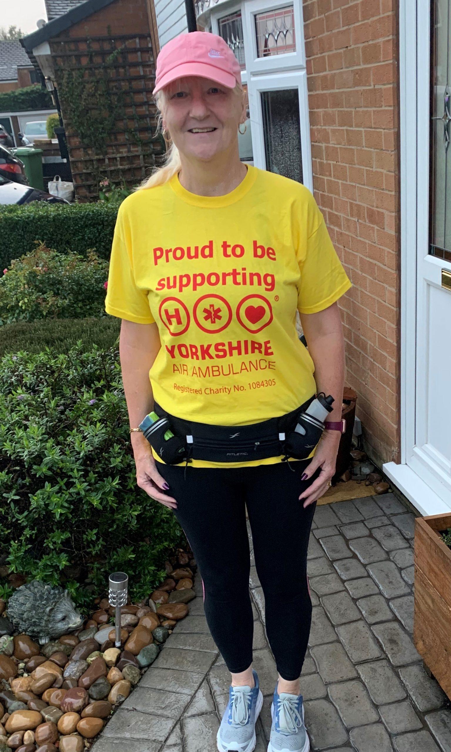 Michelle Slade Yorkshire Marathon