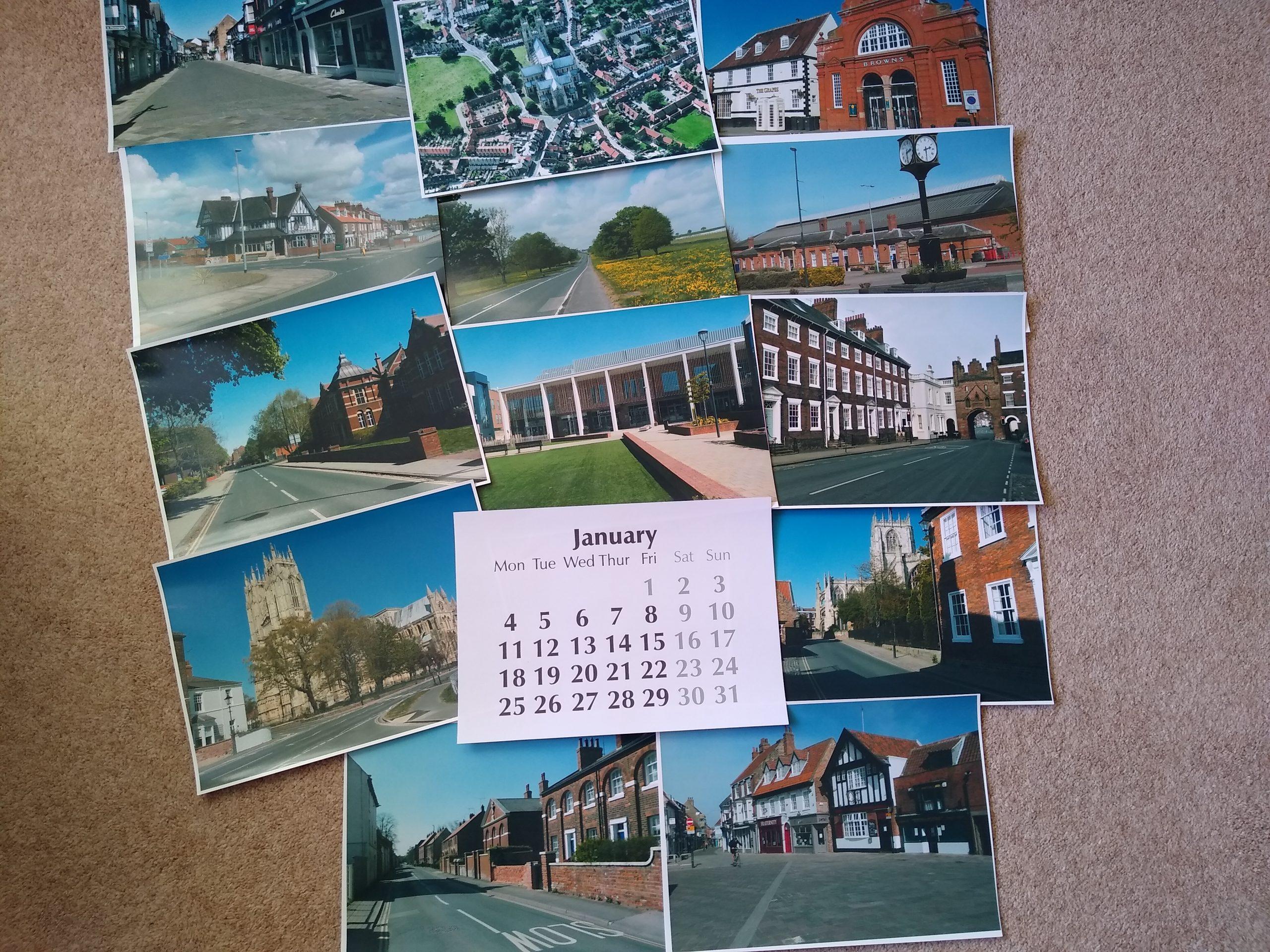 Beverley Calendar images