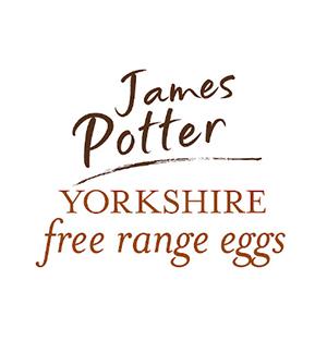 James Potter Eggs Logo