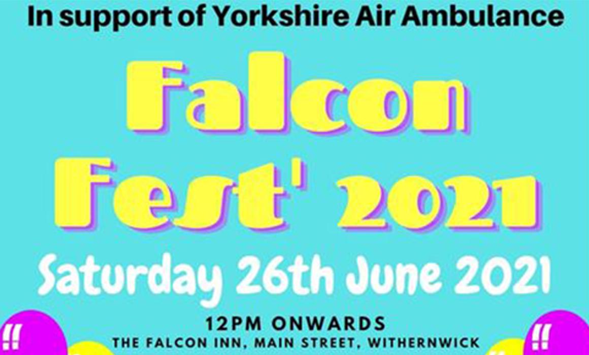 Falcon Fest 2021 at The Falcon Inn