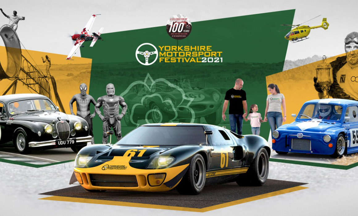 YAA Motorsport Festival ad