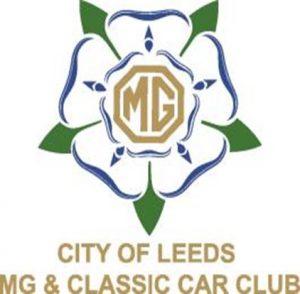 City of Leeds MG & Class Car Club Logo