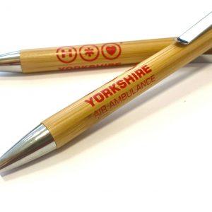 YAA Bamboo Ballpoint Pen