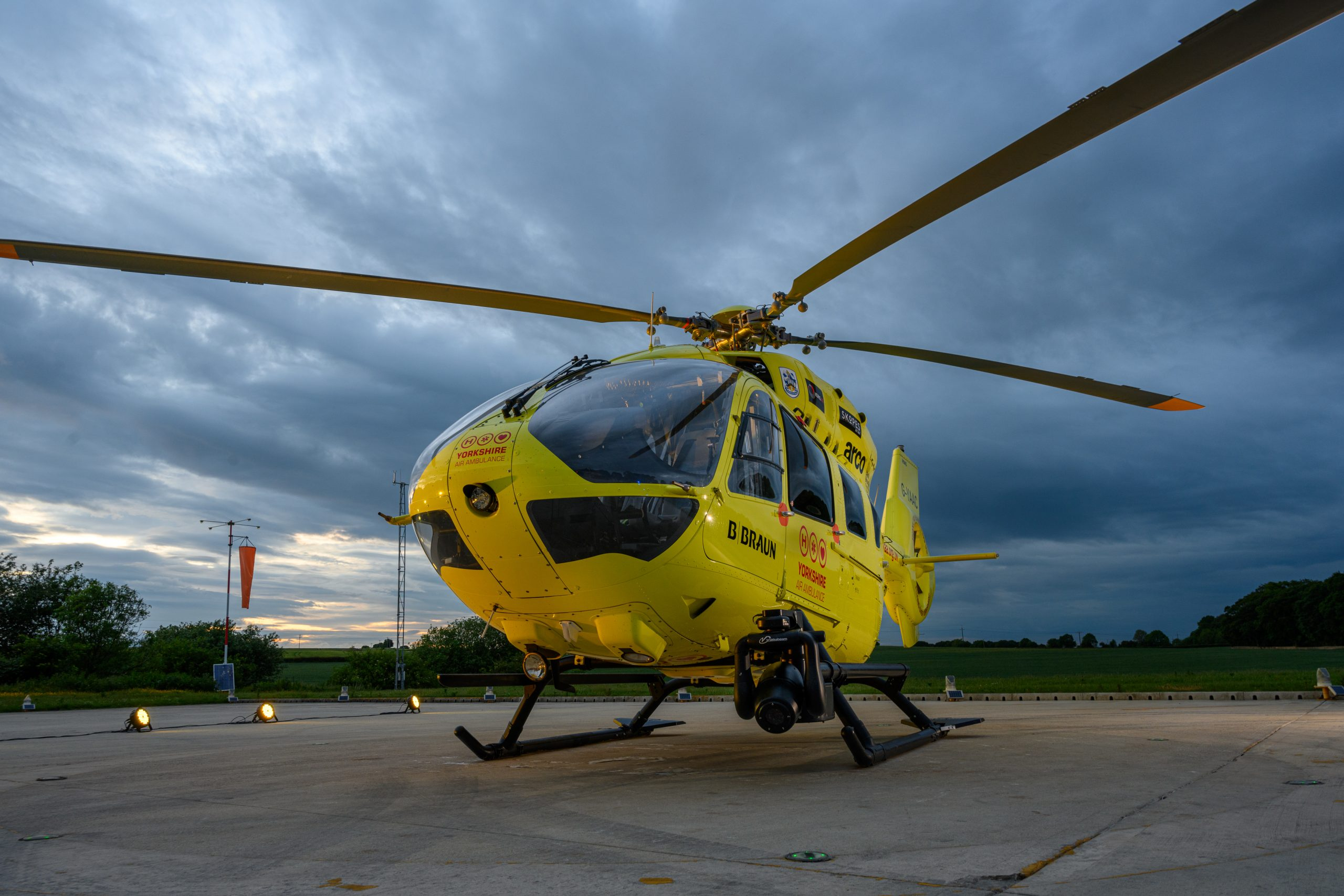 Image of a Yorkshire Air Ambulance Community Events